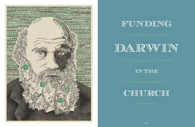 Funding darwin in the Church