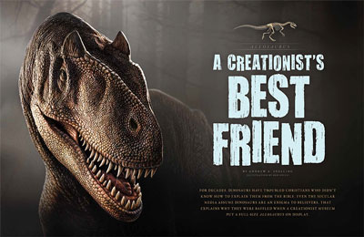 A Creationist's Best Friend
