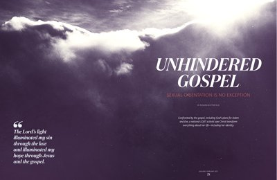 Unhindered Gospel
