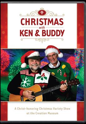 Christmas with Ken and Buddy