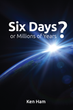 Six Days or Millions of Years?: Single Copies