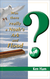 Was There Really a Noah's Ark and Flood?: Single Copies