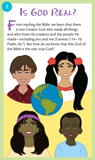 Gospel Tract: Is God Real?