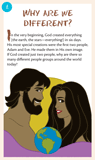 Gospel Tract: Why Are We Different?
