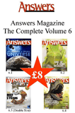 Answers Magazine Vol 6 Pack