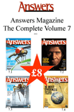 Answers Magazine Vol 7 Pack