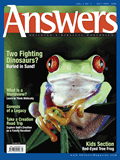 Answers Magazine Vol 1.1