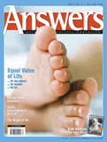 Answers Magazine Vol 2.1
