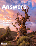 Answers Magazine Vol 12.1