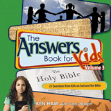 Answers Book for Kids Volume 3