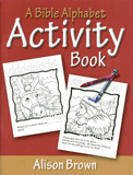 Bible Alphabet Activity Book