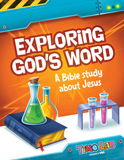 Exploring God's Word Booklet