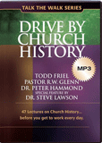 Drive By Church History MP3 Disk