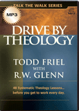 Drive By Theology MP3 Disk