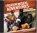 Creation Musical Adventures 2CDs