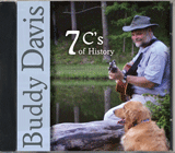 7 C's of History (Songs by Buddy Davis) CD