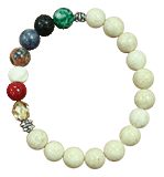 Solid Rock Collection: Bracelet - 7 C's