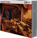 Puzzle - Noah's Study (1000 pieces)
