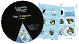 Days of Creation Edu-Wheel