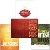 Christmas Cards - Mixed Pack