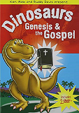 Dinosaurs, Genesis and the Gospel (2 DVD)