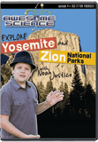 Awesome Science: Explore Yosemite & Zion National Parks