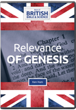 The Relevance of Genesis