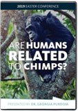 Answering Atheists: Are Humans Related to Chimps?