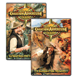 Creation Adventure Team DVDs