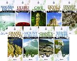 Wonders of Geology Action Pack (9 tri-fold brochures)