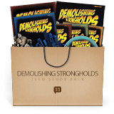 Demolishing Strongholds Pack