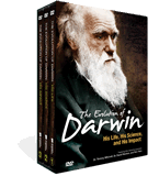 Evolution of Darwin (3-DVD Box Set)