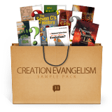 Creation Evangelism Sample Pack (25 Booklets)