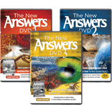 New Answers DVD Set