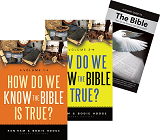 How Do We Know The Bible Is True? Vols 1-2
