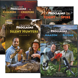 Creation Proclaims Volumes 1-4