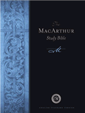Bible: MacArthur Study Bible (ESV) HB