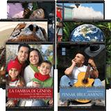 Spanish - Creation Mini-Series 6-DVDs
