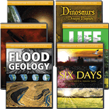 Creation Museum DVD Set