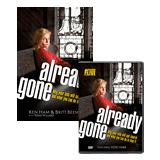 Already Gone Book & DVD Combo