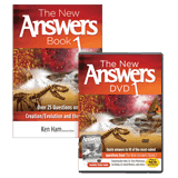 New Answers DVD 1 & Book 1 Combo