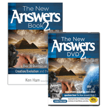 New Answers DVD 2 & Book 2 Combo