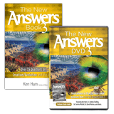 New Answers DVD 3 & Book 3 Combo