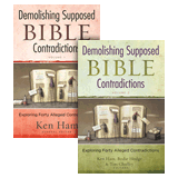 Demolishing... Contradictions Vols. 1-2