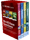 New Answers Book Set (SET of 4 Books)
