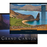 A Different View Set: Galapagos and Grand Canyon books