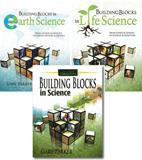 Building Blocks in Science - 3 Book Set