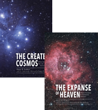 The Created Cosmos and The Expanse of Heaven