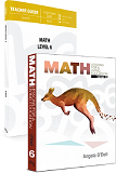Maths for a Living Education: Level 6 Student & Teacher