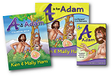 A is for Adam Pack